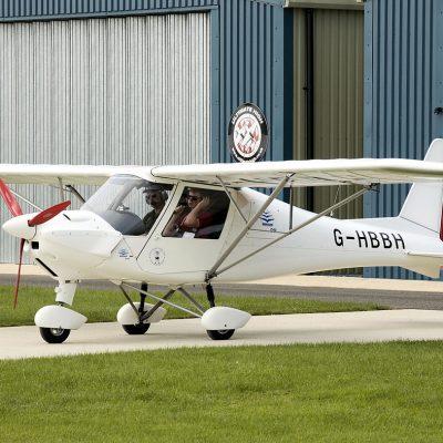 полет-със-самолет