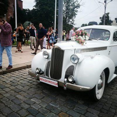 кола бал сватба