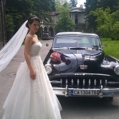kola bal svatba