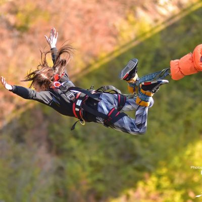 Бънджи скок от Виадукти догр.Клисура